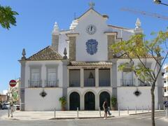 Olhao's Main Church