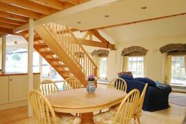 Property Photo: 8 X 8 metre open plan living area