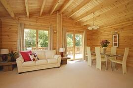 Property Photo: Open Plan Living area