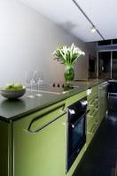 Premium Open Plan Kitchen - Fully Equipped