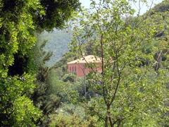 Property Photo: Villa Daphni in the hillside of Pylaros