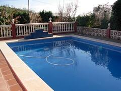 the guest house 6*11 m pool