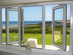 Property Photo: Breathtaking Sea Views from the Master Bedroom