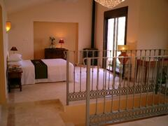 The suite - suitable for honeymooners