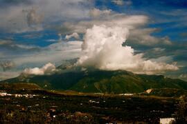 Views to Maroma 7000ft