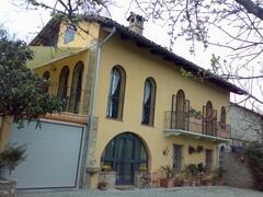 Front Portion of Villa