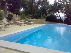Pool from Gazebo