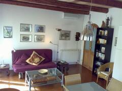 Sofa-bed in Terrazza Lounge