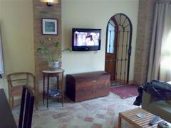 Portico Bedroom Satellite TV