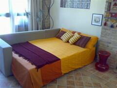 Front-half of Portico Bedroom