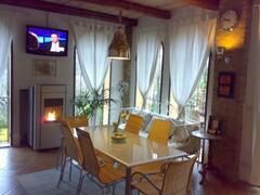 Mid-Winter Morning in Terrazza Dining Room