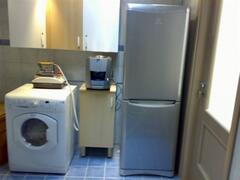 Laundry & Cold-Storage Facilities