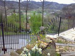 At the Front Gate in Early Spring