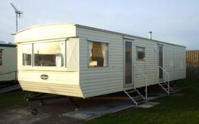 Property Photo: front of the caravan