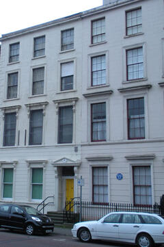Property Photo: The Old Georgian House