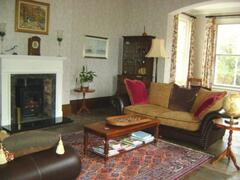 Relax in the guest drawing room