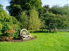 Enjoy the gardens