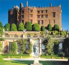 Powis Castle National Trust