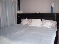 double bedroom 2 with seaviews