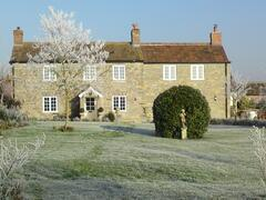 Property Photo: lovells house in winter