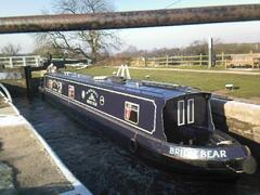 Property Photo: Canal Boat Cruises Boat