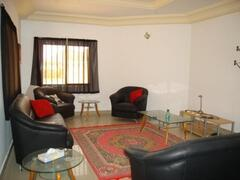 3 Bedroom Bungalow in Brufut Garden with Swimming pool for rent in Gambia.