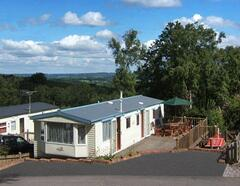 Property Photo: General view of Caravan and site