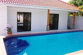 Property Photo: relax by the pool