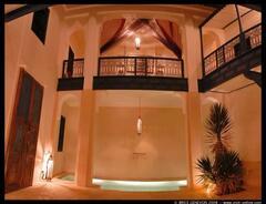 Riad Sara: Swiming Pool Patio