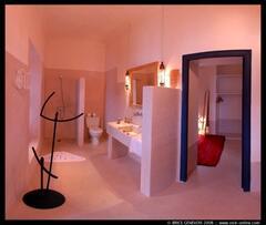 Riad Sara: Ensuite bathroom