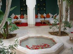 Riad Sara: Floral Fontain