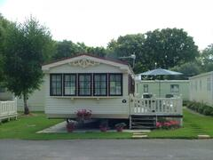 Property Photo: LUXURY CARAVAN IN THE NEW FOREST sleeps 6