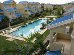 Property Photo: Grenadier Villa from balcony