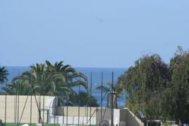Small sea view