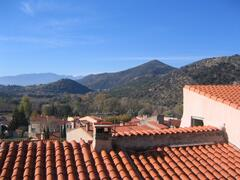 Property Photo: View from the roof terrace