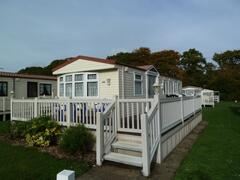 Property Photo: Our top of the range Willerby Lyndhurst