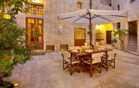 Property Photo: outside courtyard with lovely peaceful surrounding