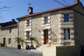 Property Photo: Les Ammonites Holiday Home