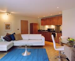 Property Photo: 1 bed apartment, living area