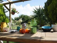 enjoy your private garden