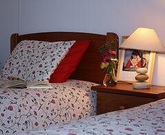 palmeira bedroom