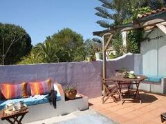 casa palmeira private terrace