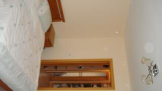 Master bedroom with walk through wardrobe and ensuite