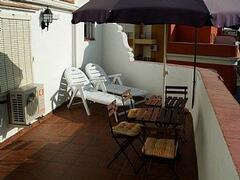 Property Photo: Private roof terrace