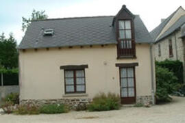 Property Photo: Dinan cottage Exterior