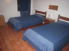 Blue Villa: bedroom 1