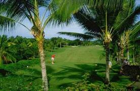 Barbados Golf Club - 18 holes just a short drive from the Villa