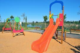 Playground for the children to enjoy