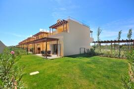 Property Photo: Outside view of the villas