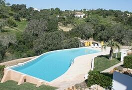 Property Photo: Swimming pool and BBQ area